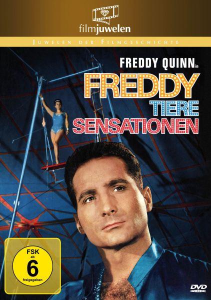 Freddy, Tiere, Sensationen (Neuauflage)