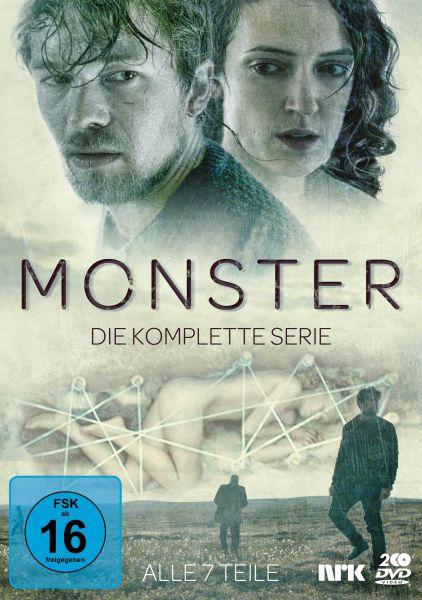 Monster - Die komplette Serie