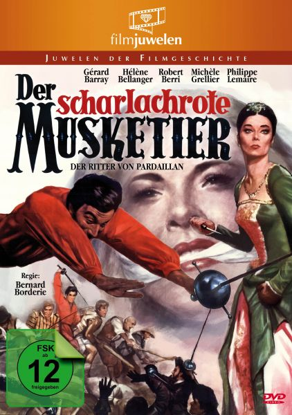 Der scharlachrote Musketier (Der Ritter von Pardaillan)