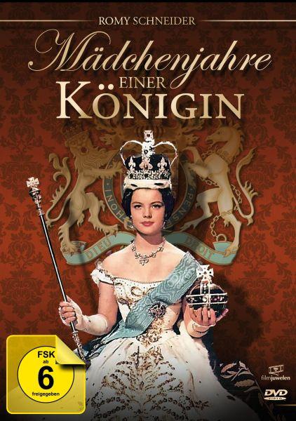 Mädchenjahre einer Königin (Romy Schneider)