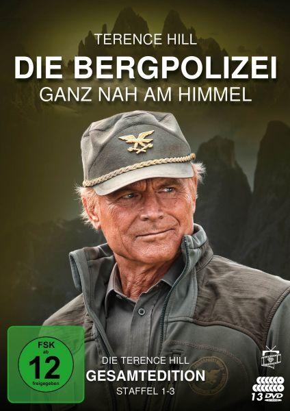 Die Bergpolizei - Die Terence-Hill-Gesamtedition (13 DVDs)
