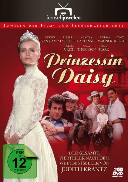 Prinzessin Daisy (Princess Daisy) - Der komplette Vierteiler nach Judith Krantz