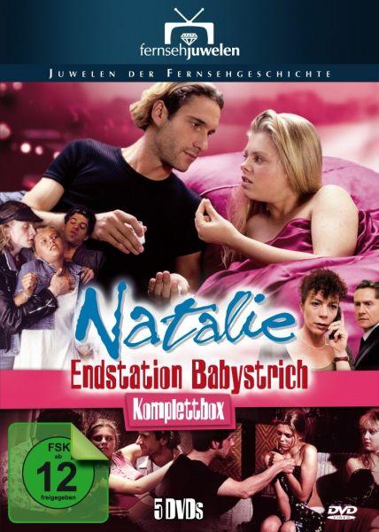 Natalie - Endstation Babystrich - Komplettbox