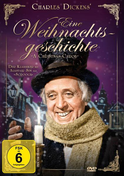 Eine Weihnachtsgeschichte (Charles Dickens) - Das Original von 1951