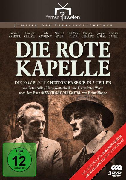 Die rote Kapelle - Der legendäre ARD-Fernsehfilm in 7 Teilen