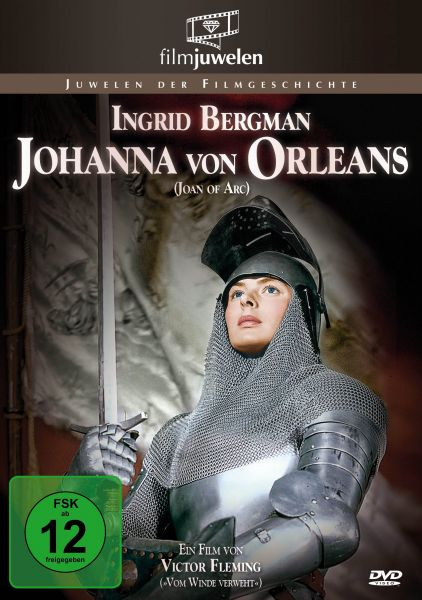 Johanna von Orleans (Ingrid Bergman)