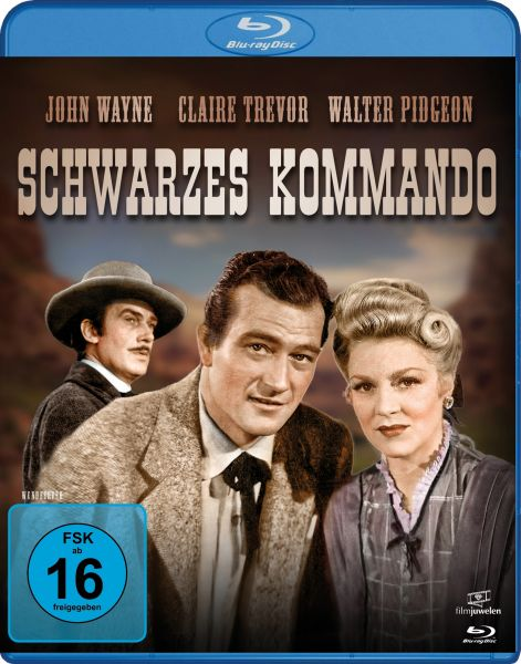 Schwarzes Kommando (John Wayne)