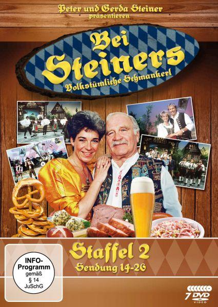 Bei Steiners - Volkstümliche Schmankerl (Staffel 2)