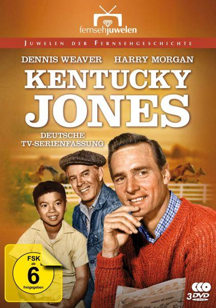 Kentucky Jones - Deutsche TV-Serienfassung