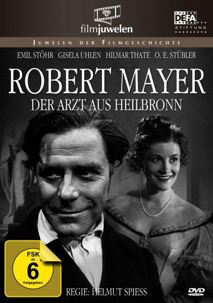 Robert Mayer - Der Arzt aus Heilbronn (DEFA Filmjuwelen)