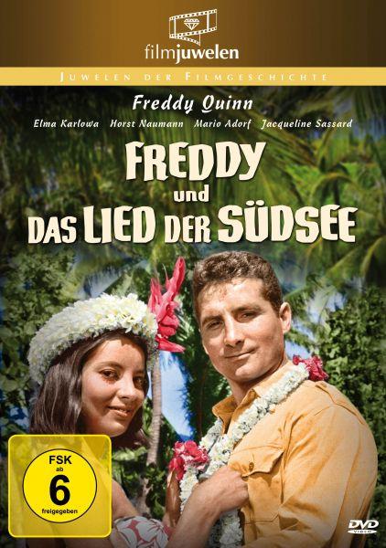 Freddy und das Lied der Südsee