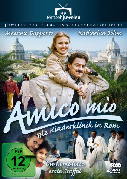 Amico Mio: Die Kinderklinik in Rom - Staffel 1