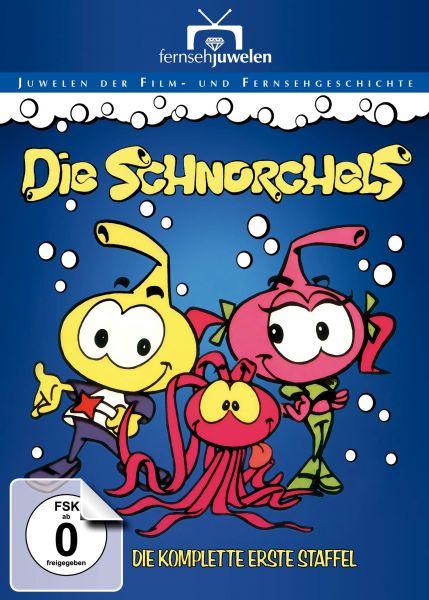 Die Schnorchels - Die Schlümpfe des Meeres (Staffel 1 Komplettbox) - Fernsehjuwelen