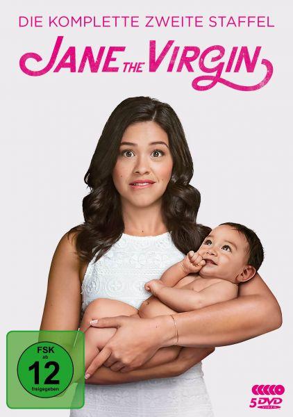Jane the Virgin - Die komplette zweite Staffel