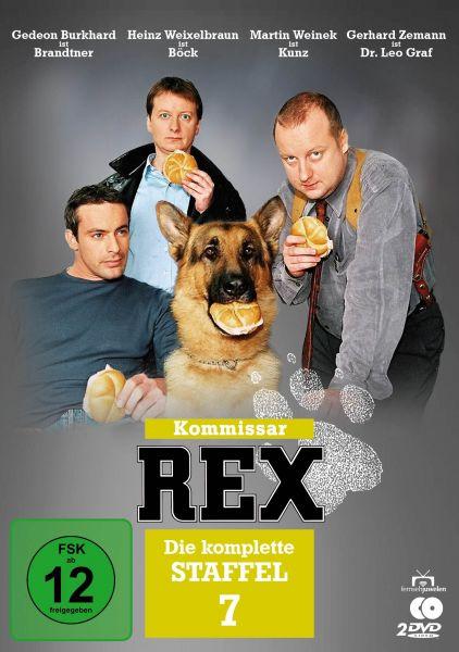 Kommissar Rex - Die komplette 7. Staffel