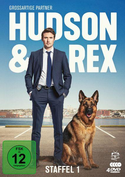 Hudson und Rex - Die komplette 1. Staffel