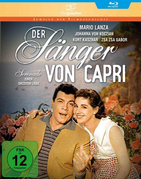 Der Sänger von Capri - Serenade einer großen Liebe