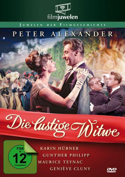 Peter Alexander: Die lustige Witwe