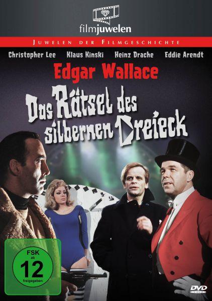 Edgar Wallace: Das Rätsel des silbernen Dreiecks