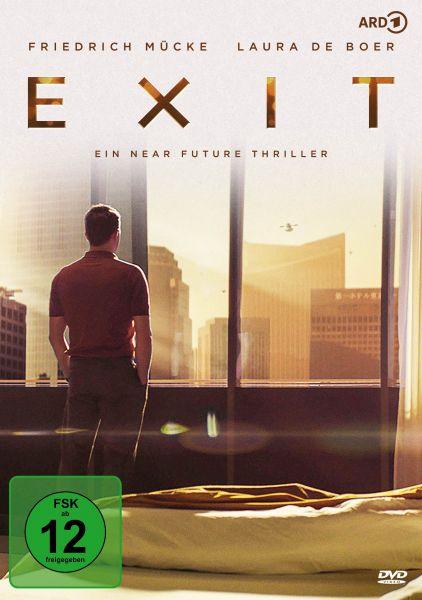 Exit - Ein Near-Future-Thriller