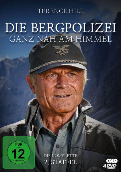 Die Bergpolizei - Ganz nah am Himmel - Die komplette 2. Staffel