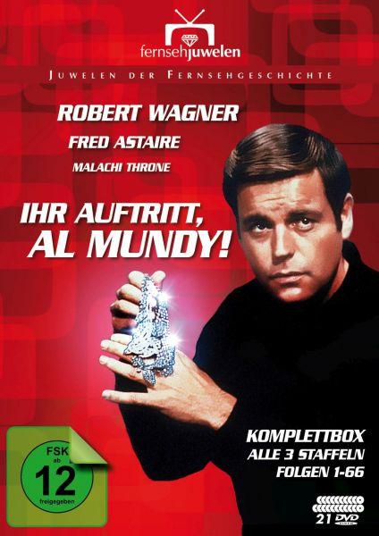 Ihr Auftritt, Al Mundy! - Komplettbox (21 DVDs)