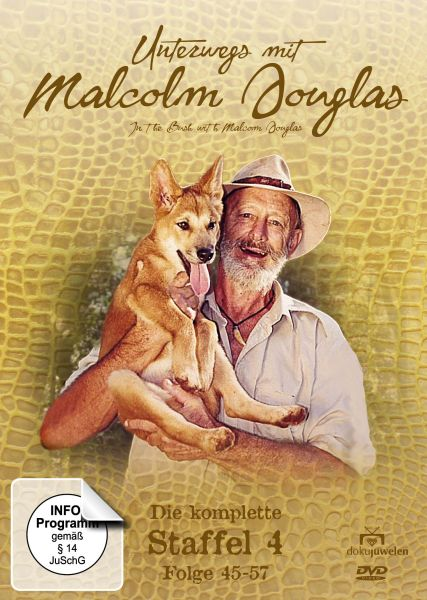 Unterwegs mit Malcolm Douglas - Staffel 4 (In The Bush With Malcolm Douglas)