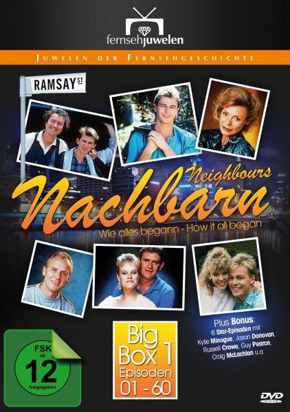 Nachbarn / Neighbours - Big Box 1 (12 DVDs) - Fernsehjuwelen