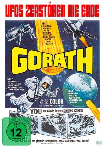 Gorath - UFOs zerstören die Erde