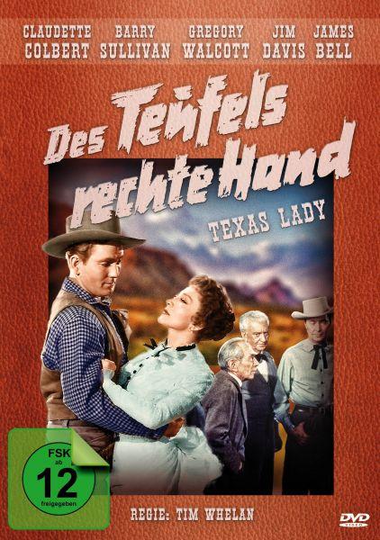 Des Teufels rechte Hand - Texas Lady