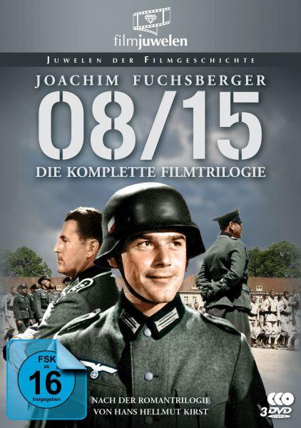 08/15 - Die komplette Filmtrilogie