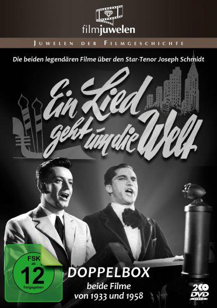 Ein Lied geht um die Welt - Doppelbox (beide Filme von 1933 und 1958)