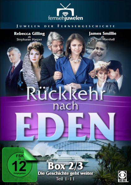 Rückkehr nach Eden - Box 2: Die Geschichte geht weiter (Teil 1-11)
