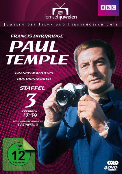 Francis Durbridge: Paul Temple - Box 3