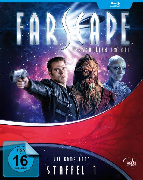 Farscape - Verschollen im All: Staffel 1