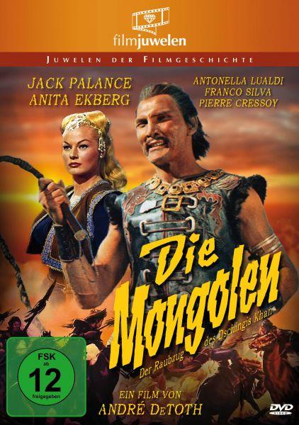 Die Mongolen - Der Raubzug des Dschingis Khan