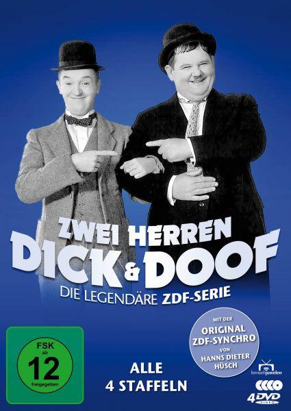 Zwei Herren Dick und Doof - Die Original ZDF-Serie