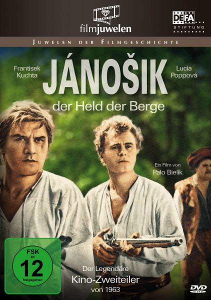 Janosik, Held der Berge - Der Original Kino-Zweiteiler (DEFA Filmjuwelen)