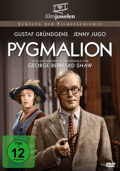 Pygmalion (mit Gustaf Gründgens)