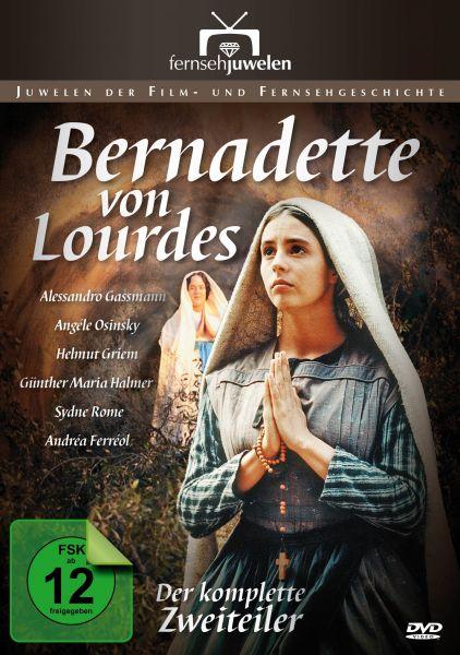 Bernadette von Lourdes - Der komplette Historien-Zweiteiler