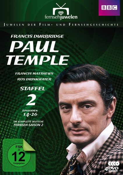 Francis Durbridge: Paul Temple - Box 2