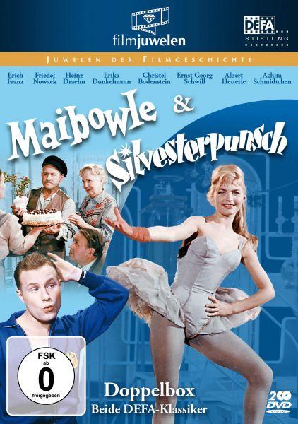 Maibowle & Silvesterpunsch - Doppelbox (HD remastered) (DEFA Filmjuwelen)