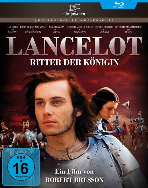 Lancelot, Ritter der Königin