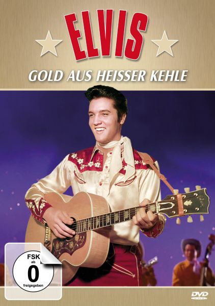 Elvis Presley: Gold aus heißer Kehle (Loving You) - Filmjuwelen