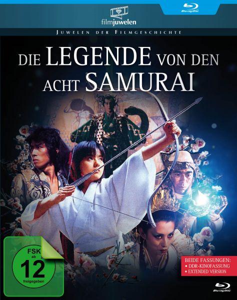 Die Legende von den acht Samurai - Extended Version (uncut)