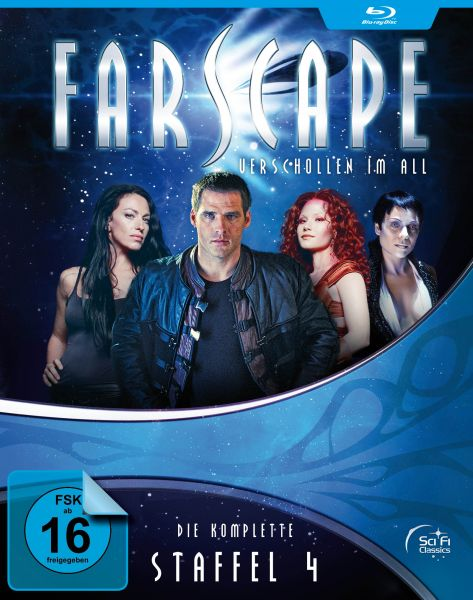 Farscape - Verschollen im All: Staffel 4 (OmU)