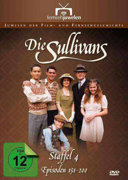 Die Sullivans - Staffel 4 (Folge 151-200)