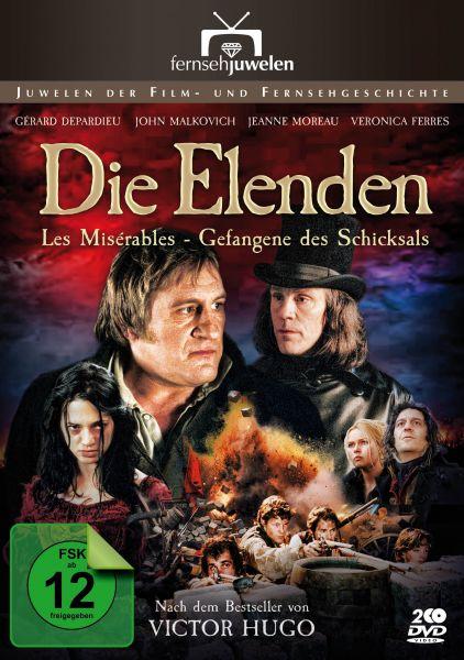 Die Elenden / Les Miserables (1-4) - Gefangene des Schicksals