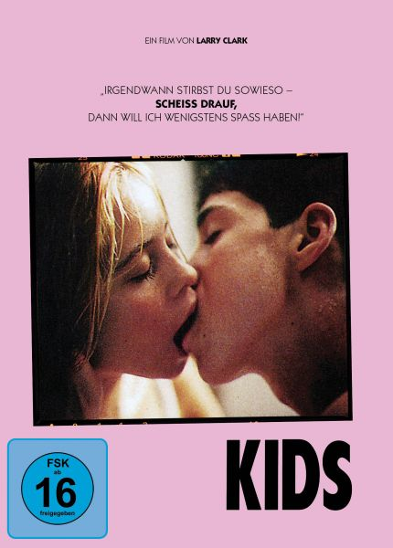 Kids - Special Edition Mediabook (Blu-ray + DVD)