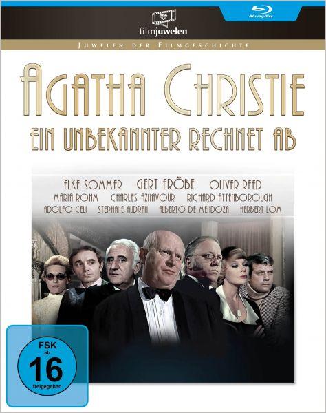 Agatha Christie: Ein Unbekannter rechnet ab